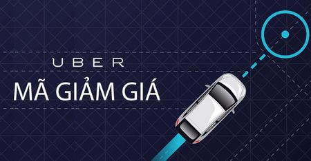Cap nhat ma giam gia, khuyen mai Uber thang 6 - Anh 1