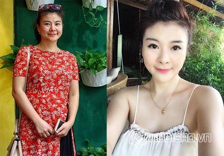 Bat ngo voi nhan sac khong qua photoshop cua dien vien Kim Oanh - Anh 13