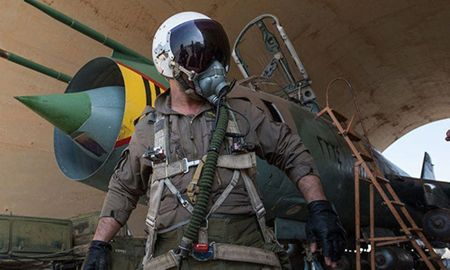 Quan doi Syria giai cuu thanh cong phi cong Su-22 bi My ban roi - Anh 1