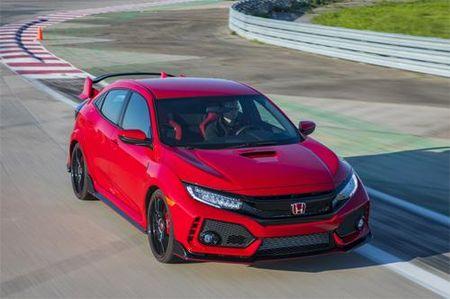 Honda Civic Type R doi gia gan gap doi o My - Anh 1