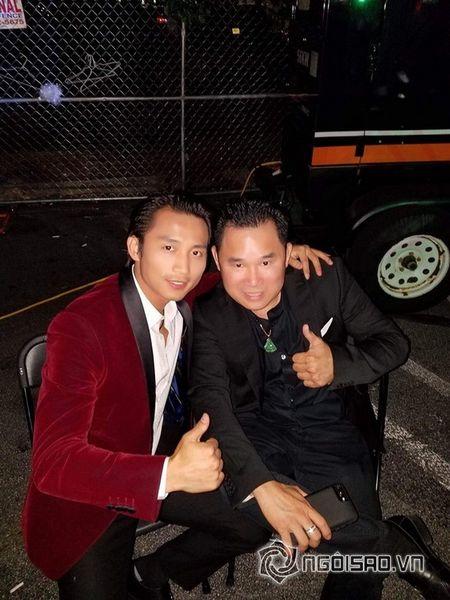 'Ong trum bau show' Qui Ngoc: 'Toi khong thich nghe si goi toi la bau show' - Anh 3