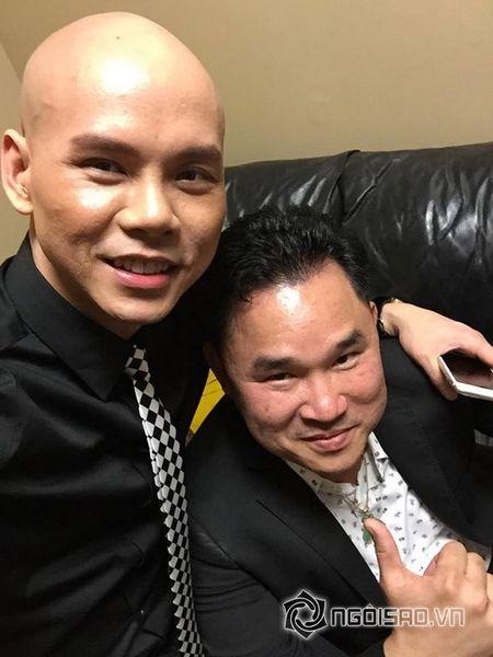 'Ong trum bau show' Qui Ngoc: 'Toi khong thich nghe si goi toi la bau show' - Anh 7