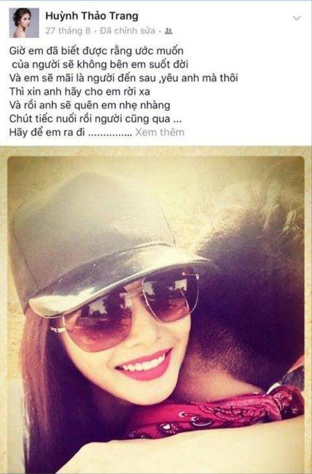 Chan dung nguoi dan ong khien Thao Trang va Phan Thanh Binh chia tay? - Anh 1