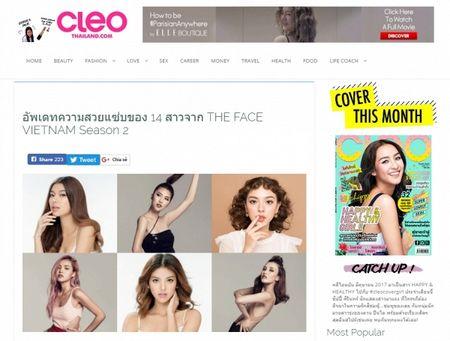 Bao Thai khen ngoi nhan sac thi sinh The Face Viet, so sanh Lan Khue voi 'chi Dai' Lukkade - Anh 1