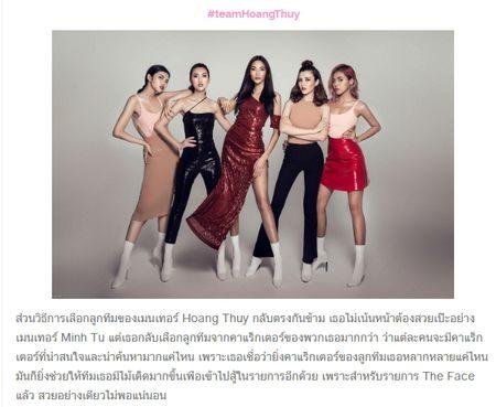 Bao Thai khen ngoi nhan sac thi sinh The Face Viet, so sanh Lan Khue voi 'chi Dai' Lukkade - Anh 7