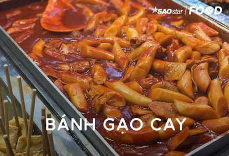 Lac loi trong thien duong street food Myeongdong o xu so kim chi - Anh 4