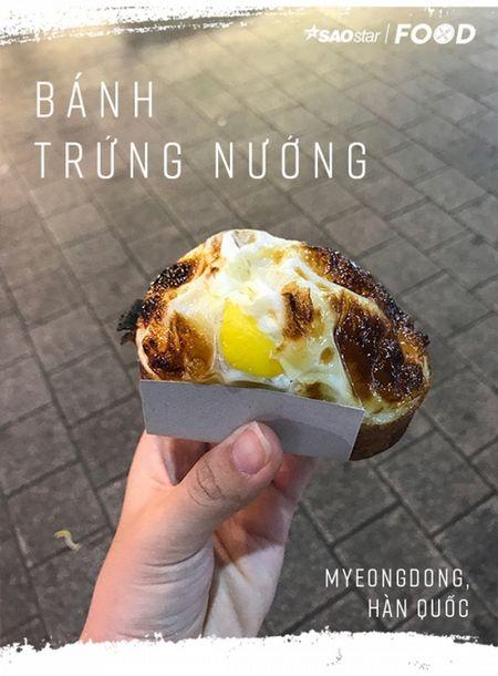 Lac loi trong thien duong street food Myeongdong o xu so kim chi - Anh 6