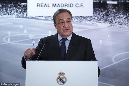 Florentino Perez tiep tuc nam quyen tai Real Madrid toi nam 2021 - Anh 1