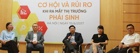 TTCK phai sinh: Den diem chin muoi de khai mo - Anh 1