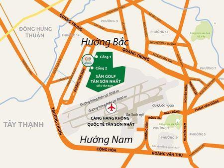 'Nen mo rong Tan Son Nhat ve huong Nam' - Anh 1
