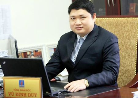 Khoi to, ra lenh bat tam giam nguyen Tong giam doc PVTEX Vu Dinh Duy - Anh 1
