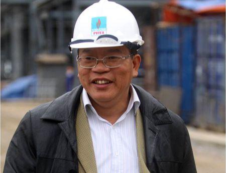 Khoi to, ra lenh bat tam giam nguyen Tong giam doc PVTEX Vu Dinh Duy - Anh 2