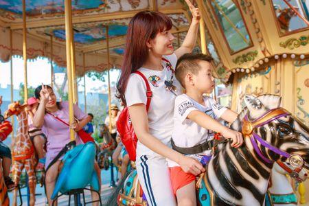 Vinpearl Land Nha Trang - diem den phu hop cho gia dinh nhieu the he - Anh 3