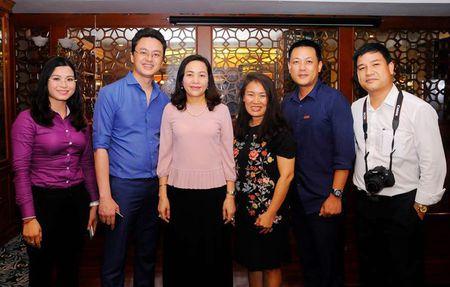 Nha bao Ta Bich Loan thay the Lai Van Sam o VTV3 - Anh 1
