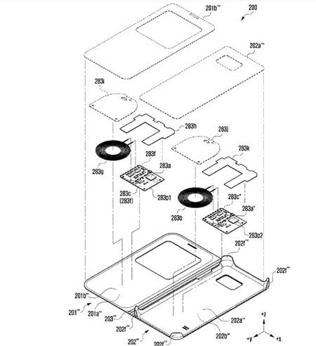Samsung co sang che moi, sac smartwatch bang chinh smartphone - Anh 4