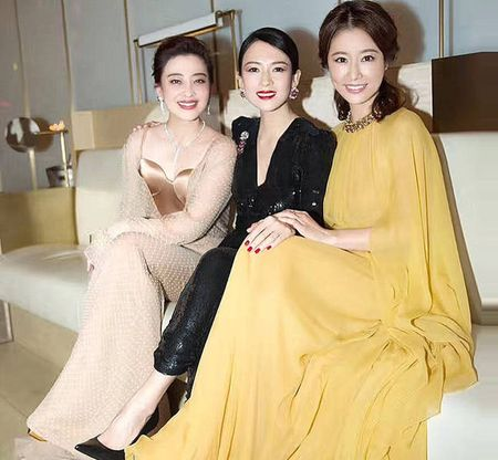 Lam Tam Nhu do sac gai mot con voi Chuong Tu Di - Anh 4