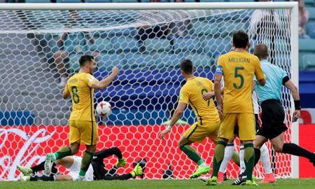 Confederations Cup 2017: Nhung ngoi sao da ghi ban o luot tran mo man - Anh 10