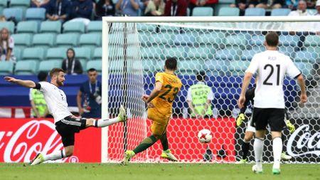 Confederations Cup 2017: Nhung ngoi sao da ghi ban o luot tran mo man - Anh 13