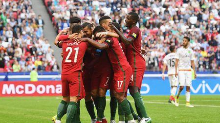 Confederations Cup 2017: Nhung ngoi sao da ghi ban o luot tran mo man - Anh 4