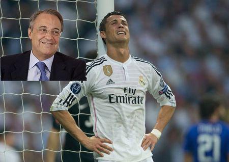 Chu tich Real thua nhan Ronaldo 'co nhung hanh vi rat la' - Anh 4