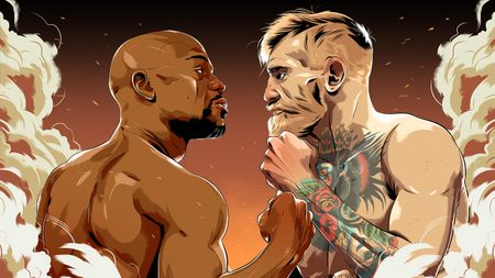 Man so gang ti do: 10 dieu can biet ve Mayweather va McGregor - Anh 10
