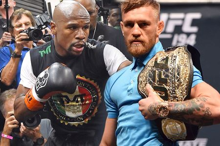 Man so gang ti do: 10 dieu can biet ve Mayweather va McGregor - Anh 1