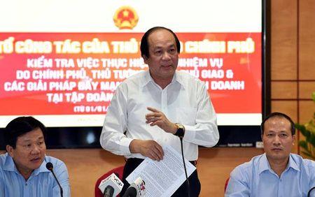 Thu tuong yeu cau Tap doan Det may Viet Nam thuc day xuat khau - Anh 1