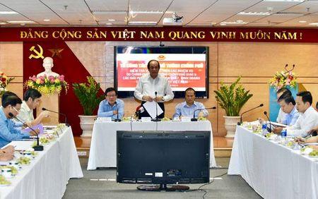 Thu tuong yeu cau Tap doan Det may Viet Nam thuc day xuat khau - Anh 2