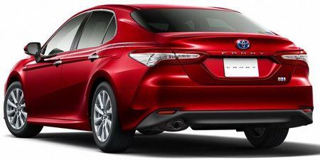 Toyota Camry 2018 gia tu 656 trieu dong o que huong Nhat Ban - Anh 2