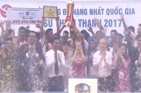 Nam Dinh chinh thuc tro lai V-League - Anh 1