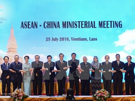 Trung Quoc chu truong tang cuong hop tac sau rong voi ASEAN - Anh 1