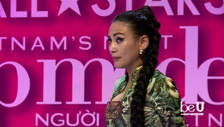 Vietnam's Next Top Model 2017 toi nay: Bung no mau thuan Nam Trung va Vo Hoang Yen - Anh 3