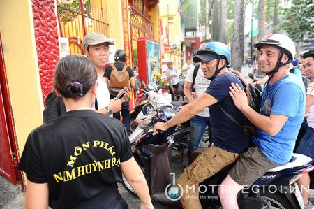 Pierre Francois Flores cu 'do de' tham thinh vo duong Nam Huynh Dao? - Anh 3