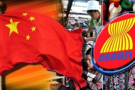 Trung Quoc muon hop tac sau rong voi ASEAN - Anh 1
