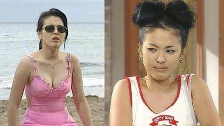Song Hye Kyo - tu co gai mum mim toi bieu tuong nu tinh - Anh 2