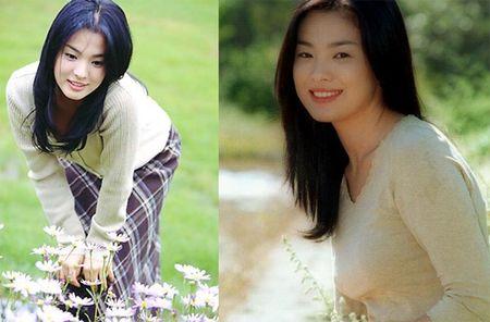 Song Hye Kyo - tu co gai mum mim toi bieu tuong nu tinh - Anh 4