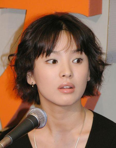 Song Hye Kyo - tu co gai mum mim toi bieu tuong nu tinh - Anh 5