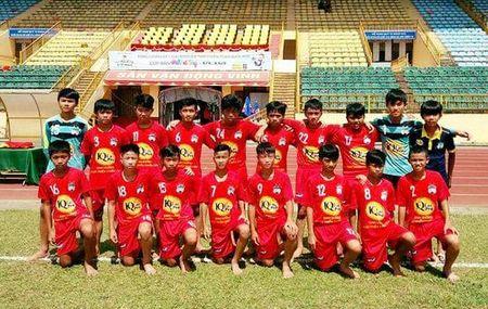 Xuan Truong noi ve SEA Games, U13 HAGL vao chung ket U13 quoc gia - Anh 2