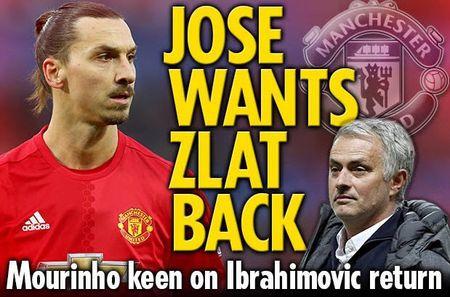 Mourinho xac nhan MU mua Morata, muon Ibrahimovic o lai - Anh 1