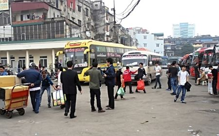 Bo GTVT chap thuan chuyen 53 not xe tuyen My Dinh - Ninh Binh - Anh 1