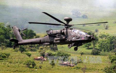 NATO tap tran tai Romania - Anh 1