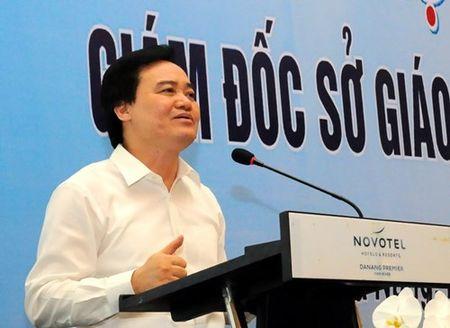 Bo truong Phung Xuan Nha yeu cau nhan rong nhung diem sang - Anh 1