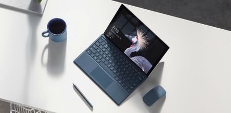 Microsoft Surface Pro moi gap loi ngu dong - Anh 1