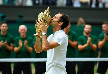 Thang tuyet doi Cilic, Federer lan thu 19 vo dich Grand Slam - Anh 1