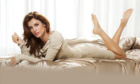 Elisabetta Canalis - sieu mau duoc ca Serie A them khat - Anh 3