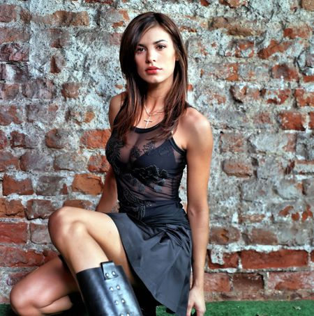 Elisabetta Canalis - sieu mau duoc ca Serie A them khat - Anh 9