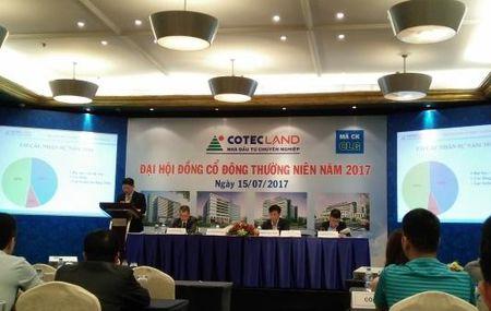 DHDCD Cotecland: 3 nam lien khong hoan thanh ke hoach, lieu nam 2017 se khac? - Anh 1