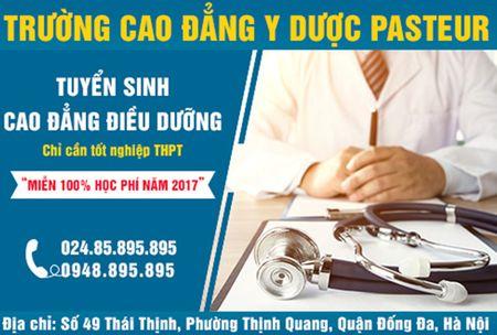 Mien hoc phi Cao dang Dieu Duong Ha Noi, Tp HCM, Yen Bai nam 2017 - Anh 1