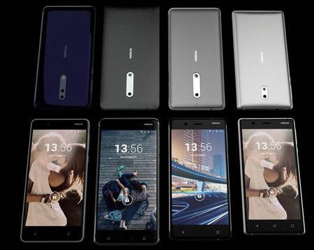 Nokia 8 se dung Snapdragon 835, Ram 4 GB, gia duoi 600 USD - Anh 1