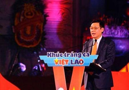 Nghe An: Trang nghiem Khuc trang ca Viet-Lao tri an cac Anh hung liet sy - Anh 4